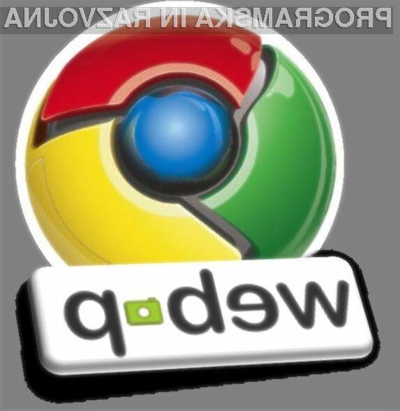 Uporaba formata WebP bo opazno pohitrila nalaganje videoposnetkov na spletnem portalu YouTube.