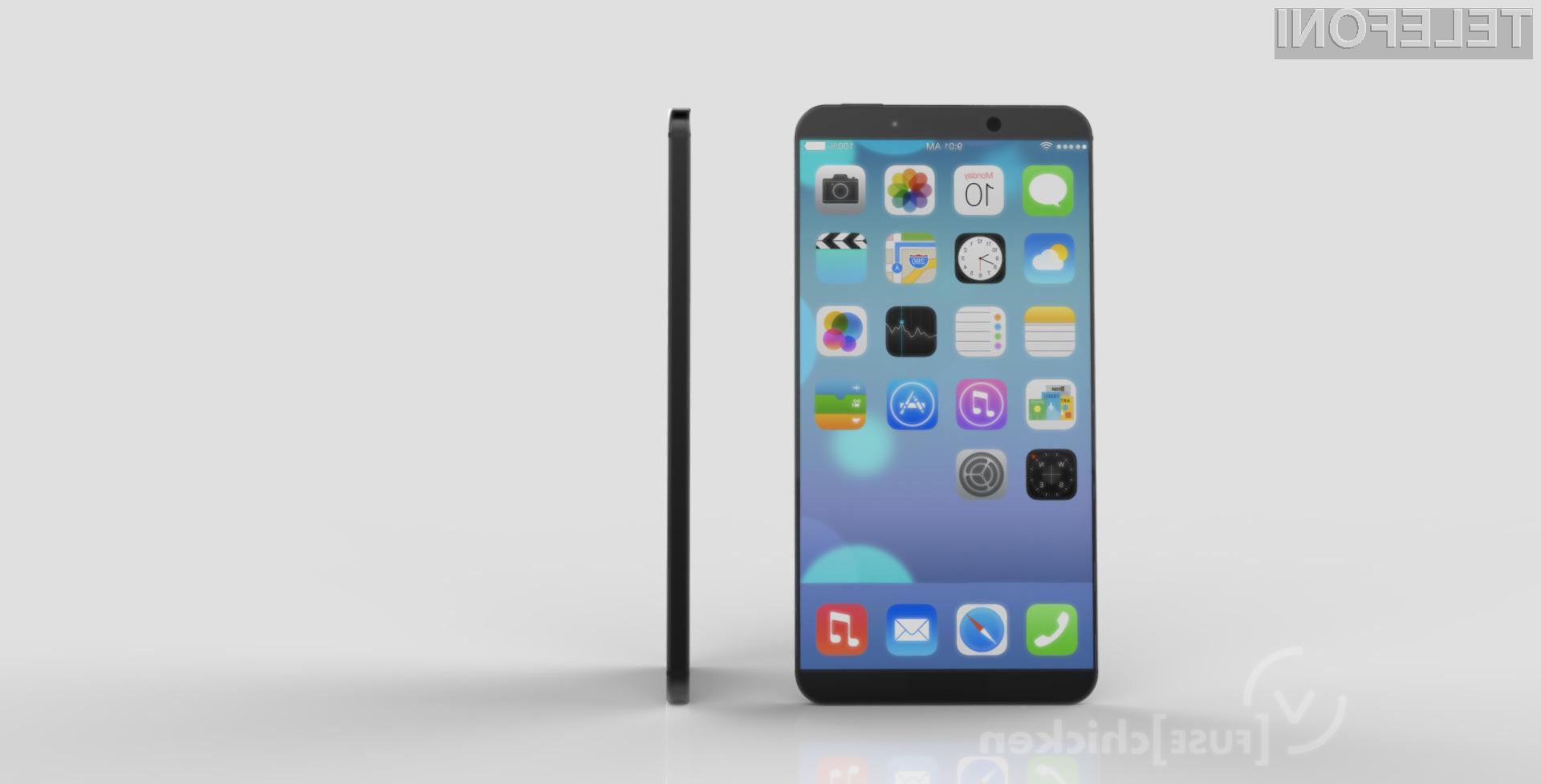 iPhone 6 bodo namesto Kitajcev delali roboti