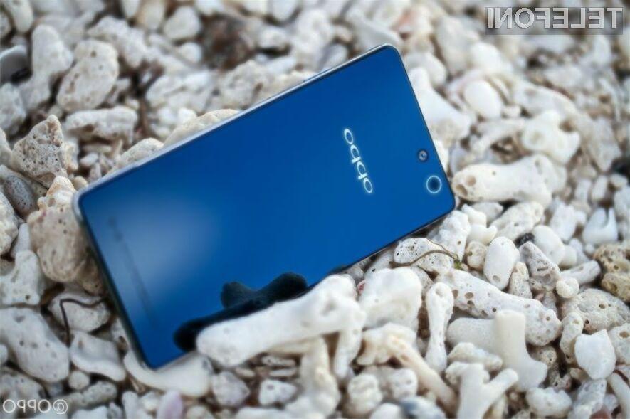 Mobilnik Oppo Find 7 se bo ponašal z mogočnim fotoaparatom, kakovostnim zaslonom, zmogljivo strojno opremo in Androidom 4.4.