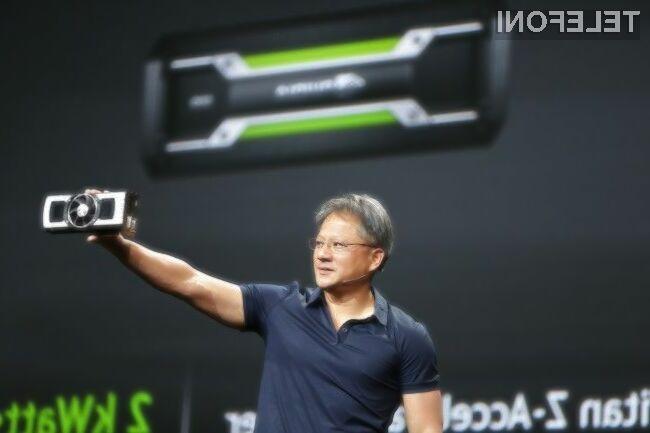 Grafični kartici Nvidia GeForce GTX Titan Z vsaj zlepa ne bo zmanjkalo grafične moči!
