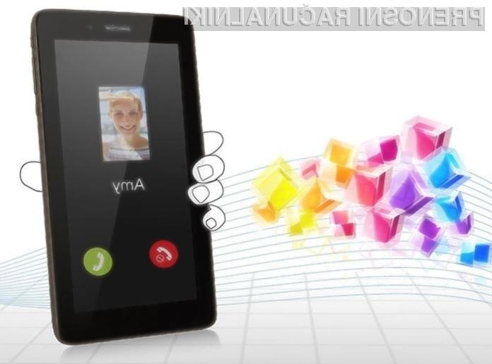 Poceni tablični računalnik MSI Primo 77 omogoča celo opravljanje telefonskih pogovorov!