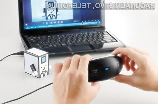 Računalniška miška CMS10 se več kot odlično obnese tudi v vlogi digitalnega fotoaparata.