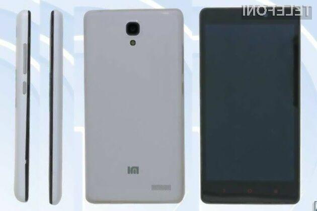 Zmogljivi mobilnik Xiaomi RedMu 2 naj bi bil naprodaj že maja!