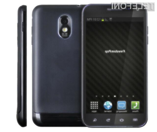 Uporabnikom pametnega mobilnega telefona FreedomPop Privacy Phone ne bo potrebno skrbeti za varnost in zaščito njihovih osebnih podatkov.
