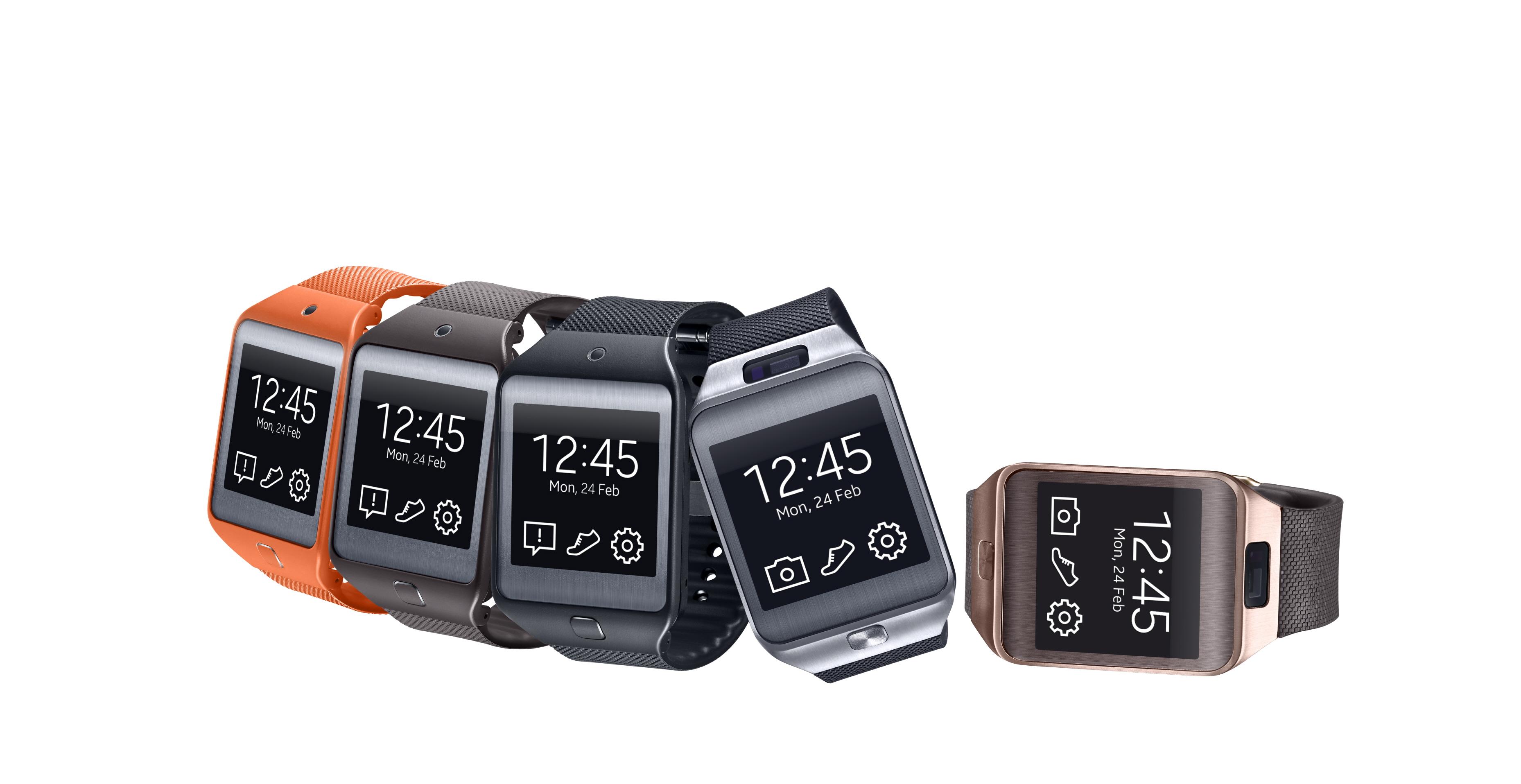 Samsung Gear 2 in Gear 2 Neo