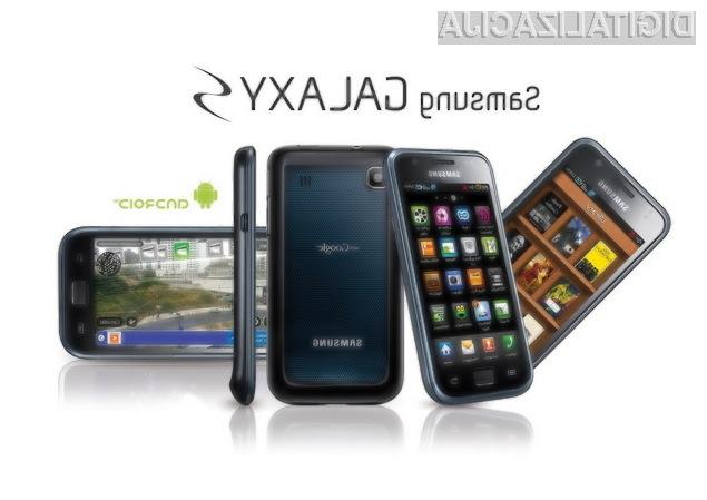 Tako blagovna znamka Samsung kot Galaxy sta povezana s širnim vesoljem!