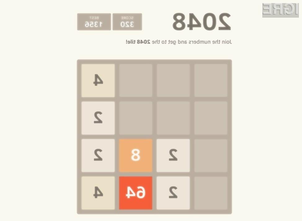 Viralna igra 2048 vas bo takoj prevzela!