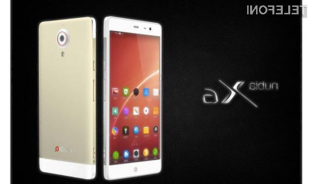 ZTE Nubia X6 se lahko pobaha z eno najboljših spletnih kamer med pametnimi mobilnimi telefoni Android!