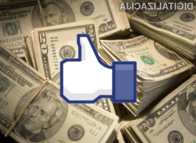 Podjetje Facebook naj bi svojim uporabnikom kmalu omogočilo opravljanje elektronskih plačil ter izmenjevanje in shranjevanje denarnih sredstev.