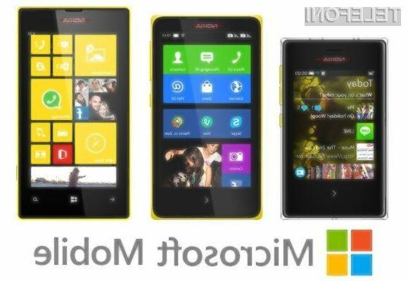 Z majem bo Microsoft blagovni znamki Nokia in Nokia Corporation preimenoval v  Microsoft Mobile in Microsoft Mobile Oy!