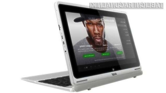 Acer Aspire Switch SW5 lahko uporabljamo v vlogi kar treh različnih mobilnih naprav.