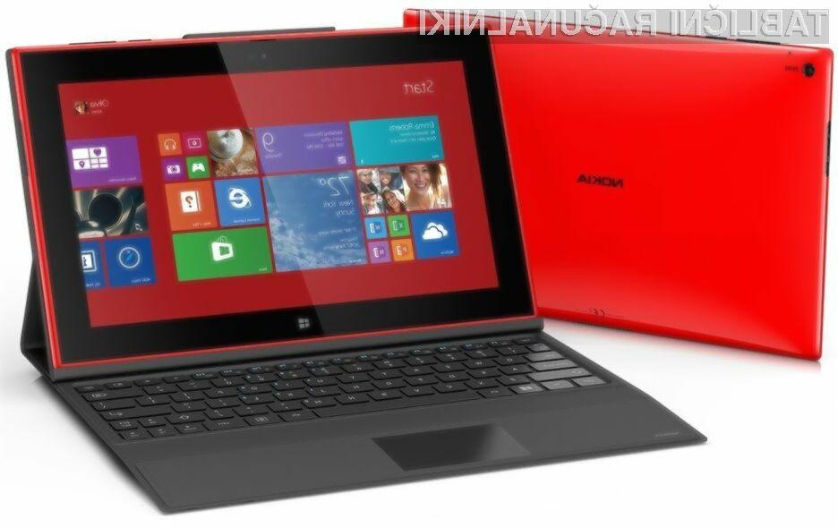 Nokia bo morala skupno preklicati več kot 30 tisoč polnilcev za tablični računalnik Lumia 2520!