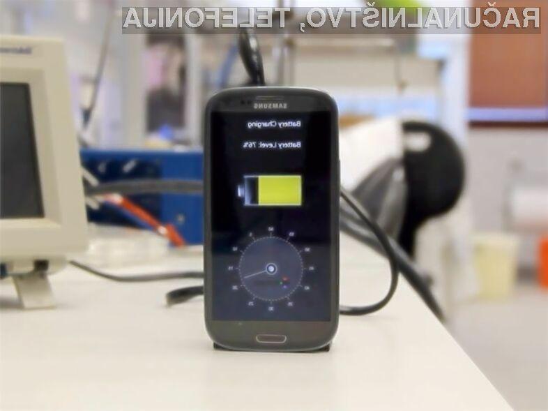 Izraelsko podjetje StoreDot obljublja baterije, ki jih bo mogoče napolniti v manj kot 30 sekundah.