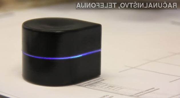 Izjemen žepni tiskalnik Zuta Pocket Printer je primeren tako za tiskanje načrtov kot enostavnejših risb.