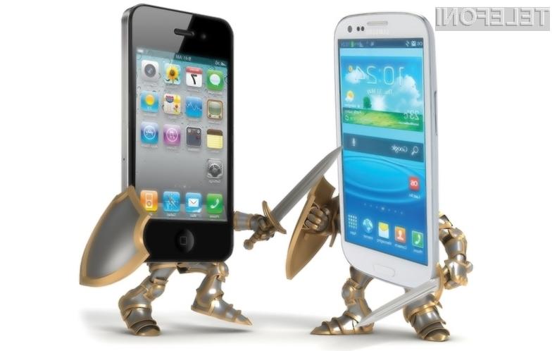 Ameriško sodišče je spoznalo za kriva kršitve registriranih patentov tako podjetje Samsung kot Apple.