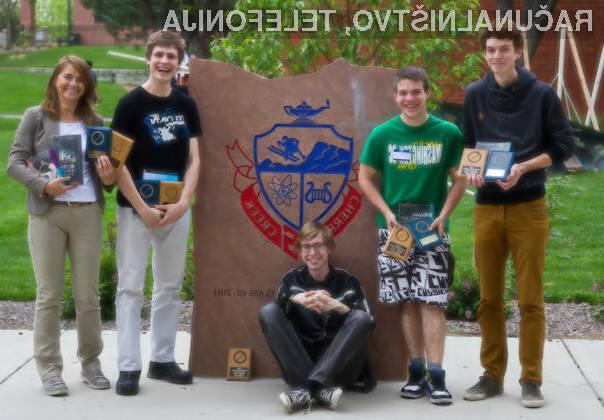 Ekipa Škofijske klasične gimnazije (ŠKG) je zlahka opravila z vso konkurenco!