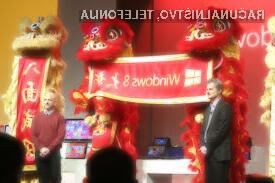 Kitajska ne verjame v varnost operacijskega sistema Windows 8!