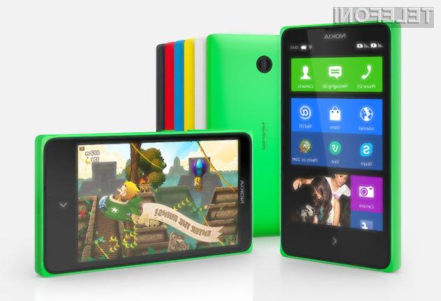Android bo tudi v prihodnje domoval na mobilnikih Nokia!