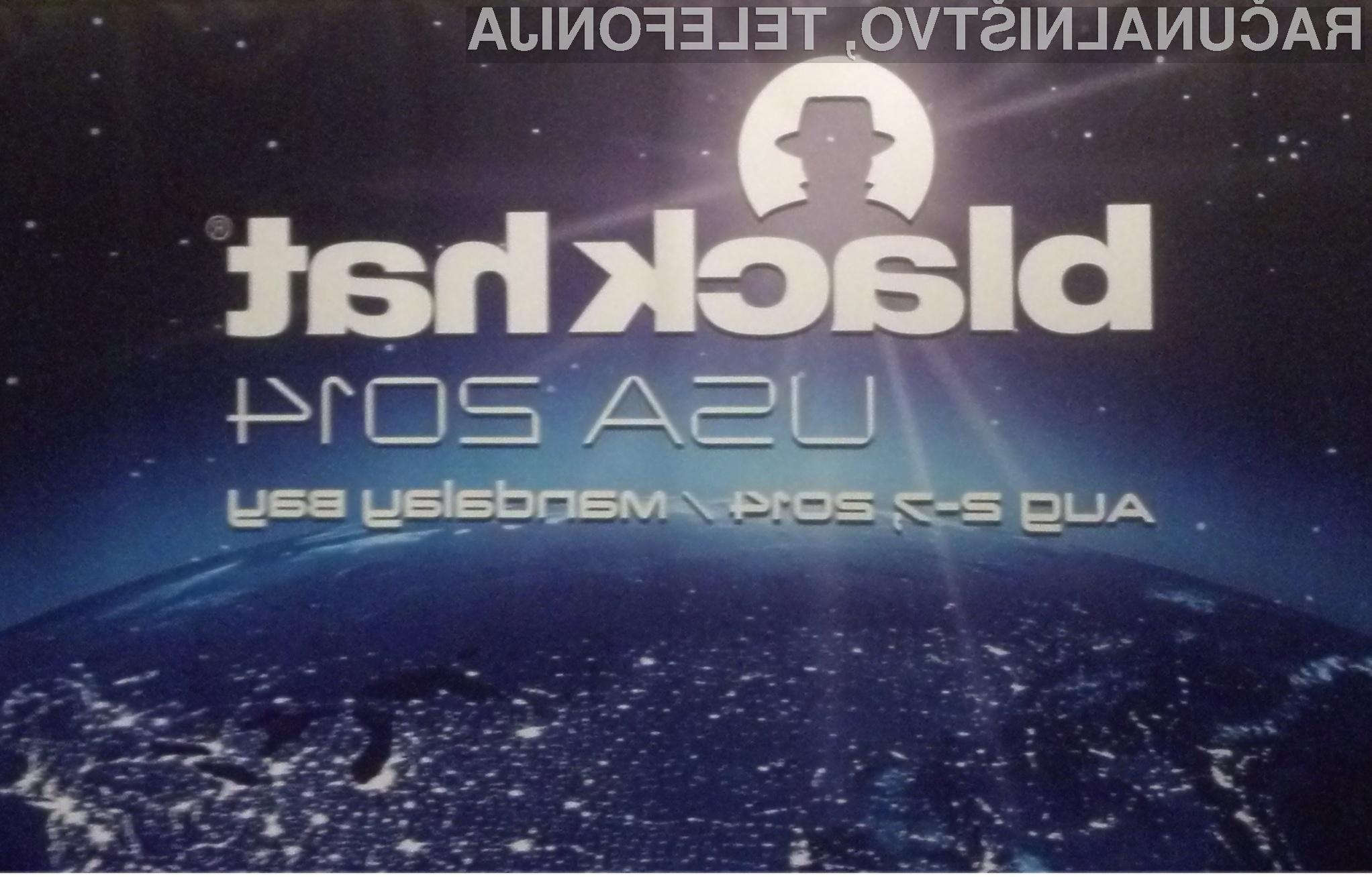 Black Hat in Defcon brez kitajskih hekerjev?