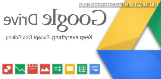 Uporabniki aplikacije Google Drive na operacijskih sistemih Windows XP, Windows Vista in Windows Server 2003 bodo kmalu ostali brez nadgradenj!