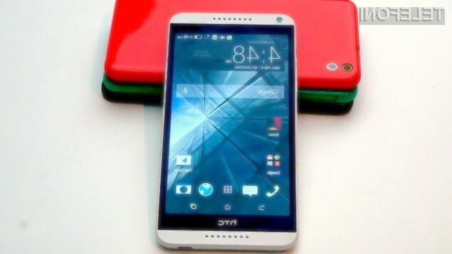 HTC Desire 816 bi za relativno malo denarja ponujal veliko!