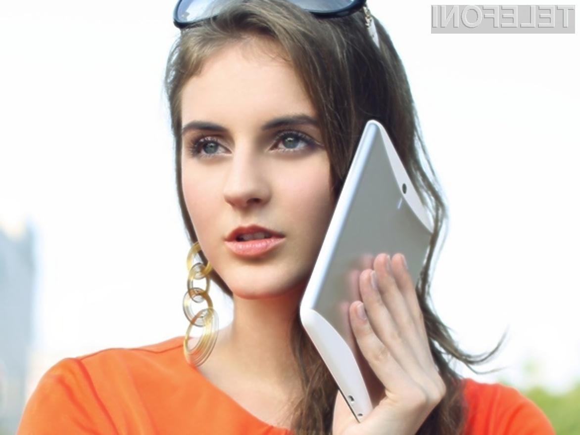 Pametni mobilni telefoni z večjimi zasloni so med uporabniki storitev mobilne telefonije iz leta v leto bolj priljubljeni!