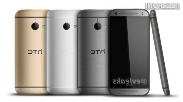Pametni mobilni telefon HTC One M8 mini naj bi bil predstavljen še pred poletjem.