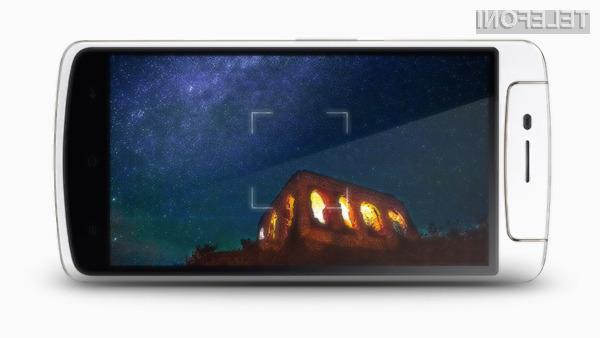 Podjetje Oppo bo zanimivi fotografski mobilnik N1 Mini uradno predstavilo 10. junija.