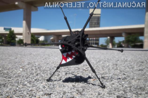 OutRunner postavlja nove smernice na področju robotike, saj gre za »večnožnega« robota, ki lahko samodejno »teče«.