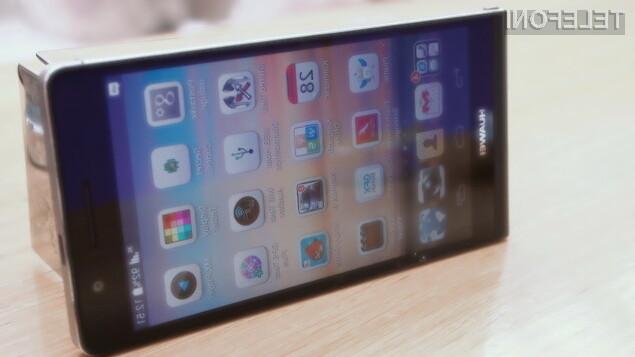 Huawei Ascend P6 bo s posodobitvijo na Android 4.4 KitKat pridobil nove možnosti in bo postal odzivnejši!