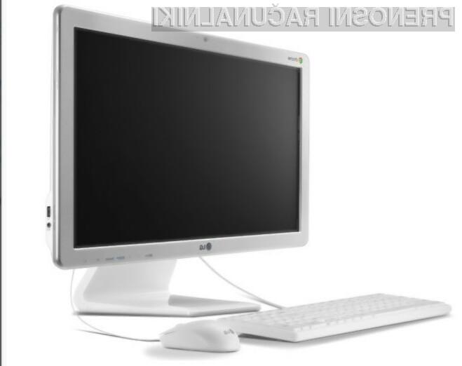 Operacijski sistem Chrome OS se odlično prilega osebnim računalnikom »vse-v-enem«!