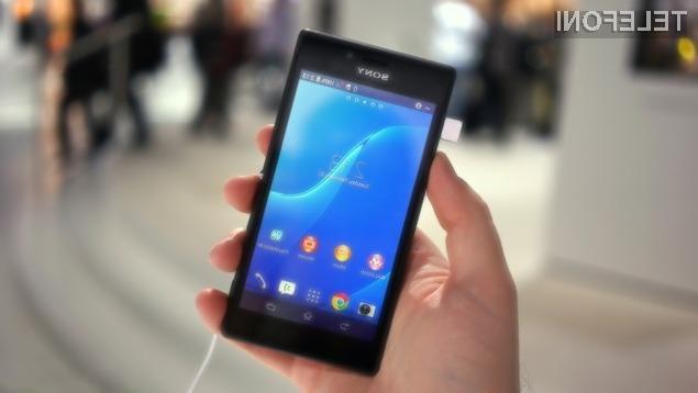 Zanimivi mobilnik Sony Xperia M2 naj bi v Slovenijo prispel še pred koncem poletja.