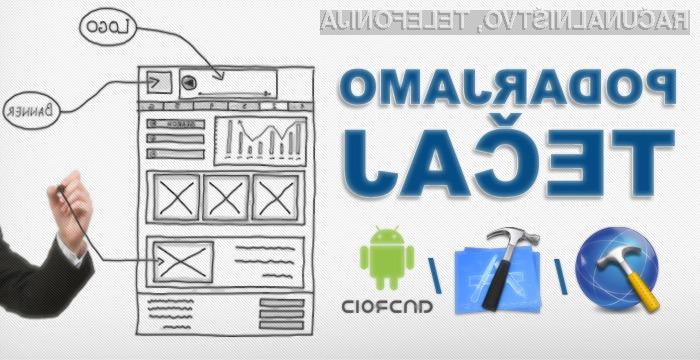 Podarjamo tečaj razvoja spletnih in mobilnih aplikacij.