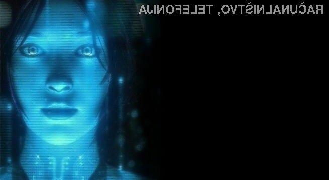 Digitalna asistentka Cortana naj bi uporabnikom osebnih računalnikov poenostavila marsikatero opravilo.