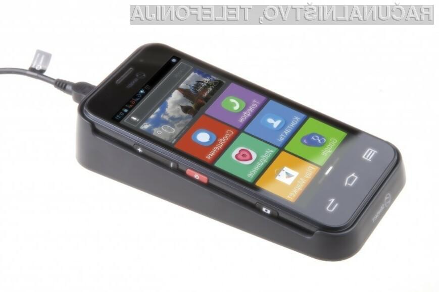 Senseit L301: Najboljši mobilnik za najmlajše in starejše
