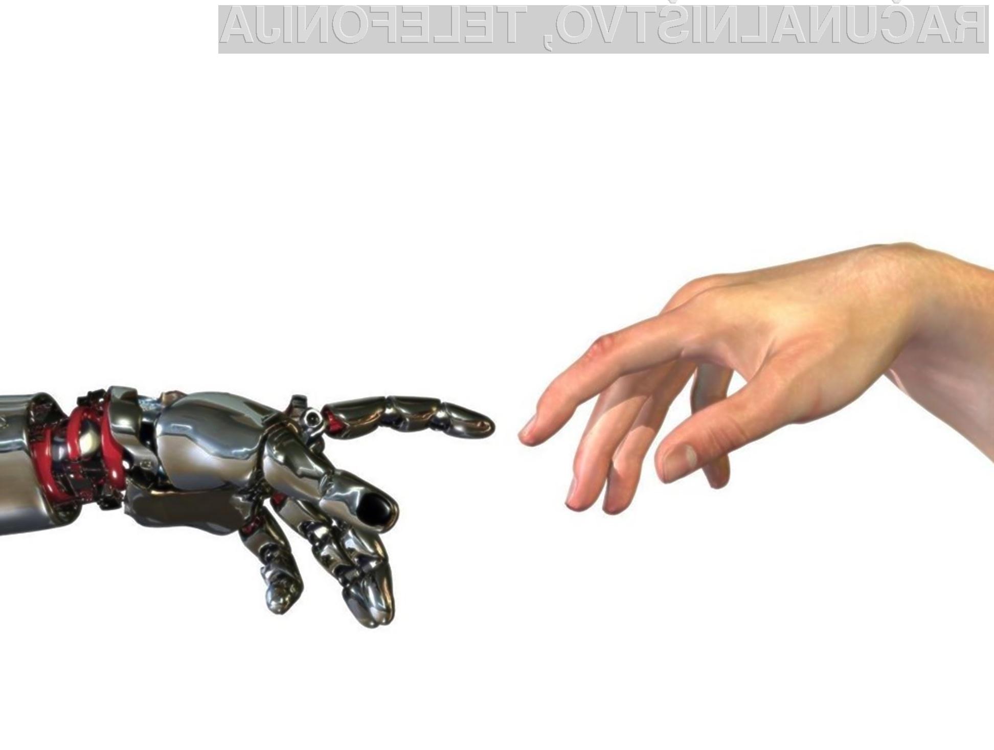 Znanje s področja robotike postaja vse bolj iskano in cenjeno.