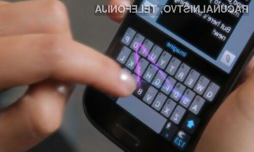 Izjemno uporabna navidezna tipkovnica SwiftKey je trenutno nameščena na kar 54 odstotkih mobilnih naprav Android.