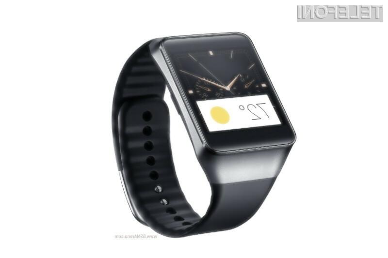 Nova pametna ročna ura Gear Live podjetja Samsung je grajena na osnovi platforme Android Wear.
