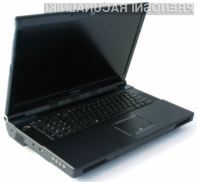 Prenosni računalnik Panther 5 podjetja Eurocom lahko uporabljamo celo v vlogi običajnega strežnika.