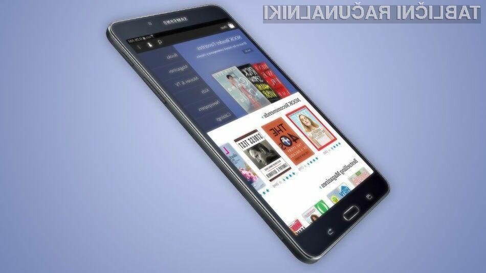 Samsung Galaxy Tab 4 najboljša tablica za prebiranje elektronskih knjig?