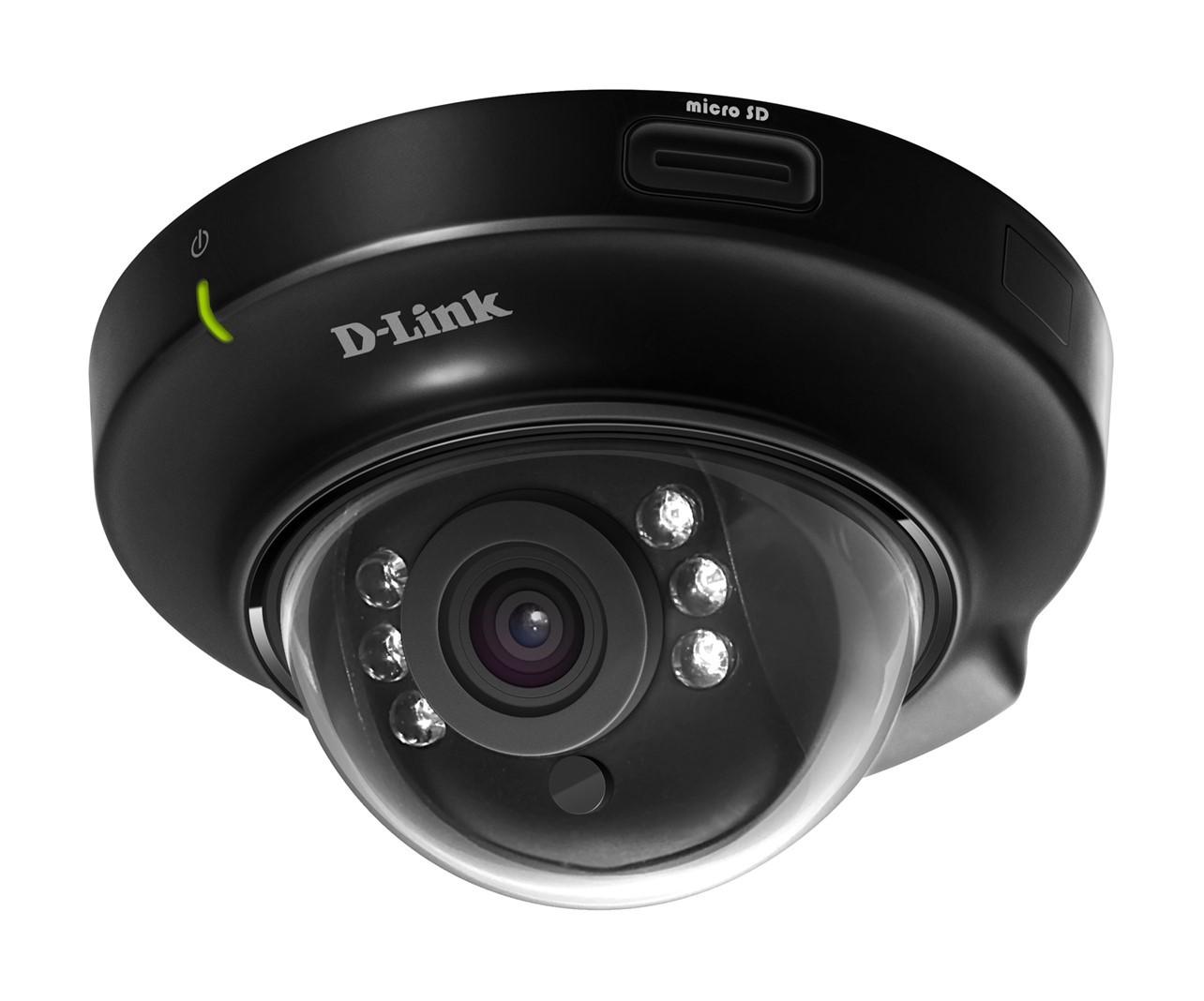 Fiksna kupolasta video kamera visoke ločljivosti uspešno premaguje težke svetlobne pogoje in omogoča jasne posnetke