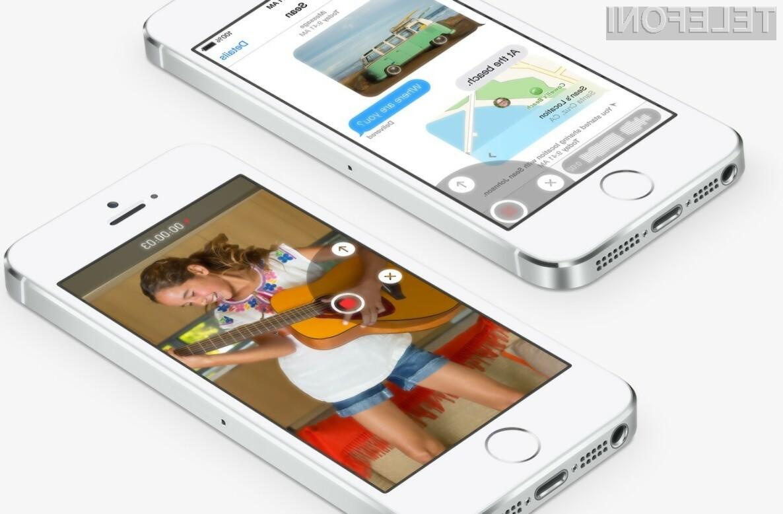 Mobilni operacijski sistem iOS 8 Beta 2 je že dovolj stabilen za vsakdanjo uporabo!