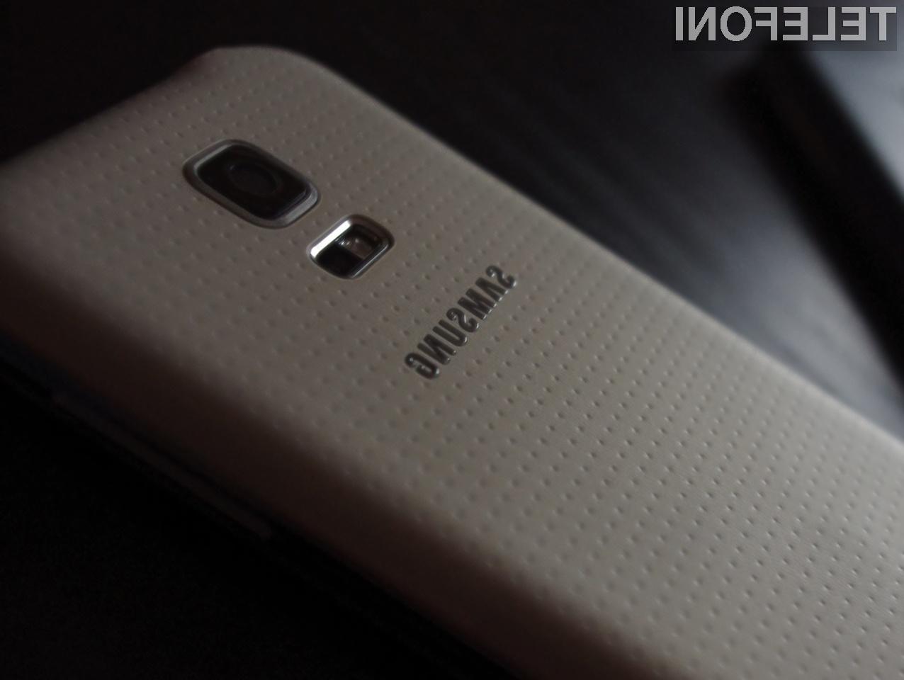 Nadvse zanimivi mobilnik Samsung Galaxy S5 Mini naj bi luč sveta ugledal še pred jesenjo.