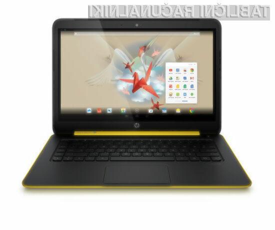 Prenosnik HP Slatebook 14 ponuja vse prednosti mobilnih naprav Android!
