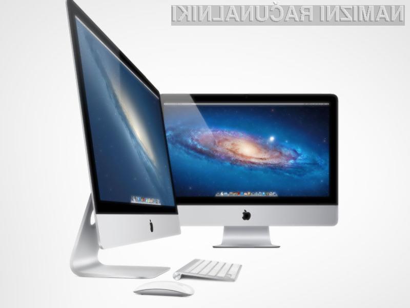Cenejši Apple iMac se bo zlahka prikupil marsikateremu ljubitelju osebnih računalnikov vse-v-enem.