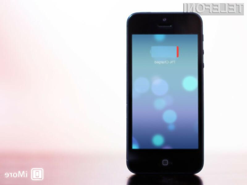 Apple bo kaznoval vse programerje, ki pri pripravi njihovih izdelkov ne bodo pazili na porabo električne energije.