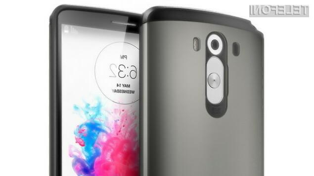 Pametni mobilni telefon LG G3 Mini naj bi se zlahka prikupil tudi nekoliko zahtevnejšim uporabnikom!
