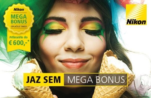 Nikon Mega Bonus Akcija