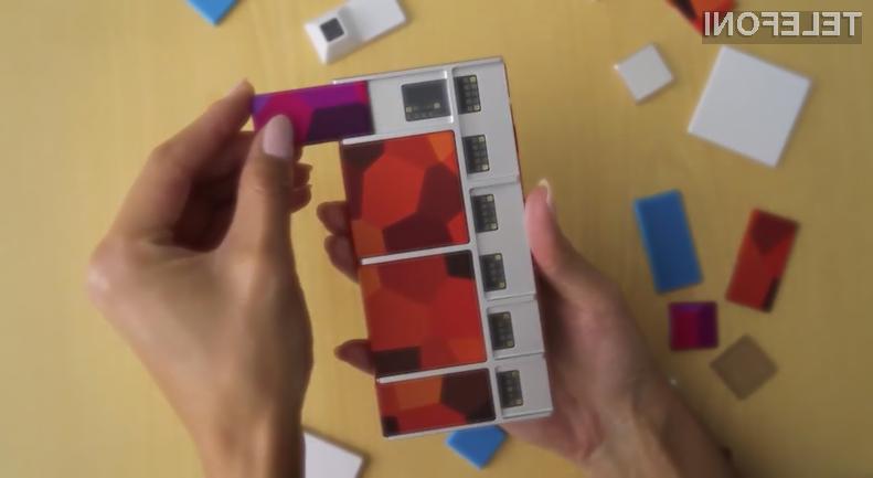 Googlov prvi modularni pametni mobilni telefon kmalu naprodaj?