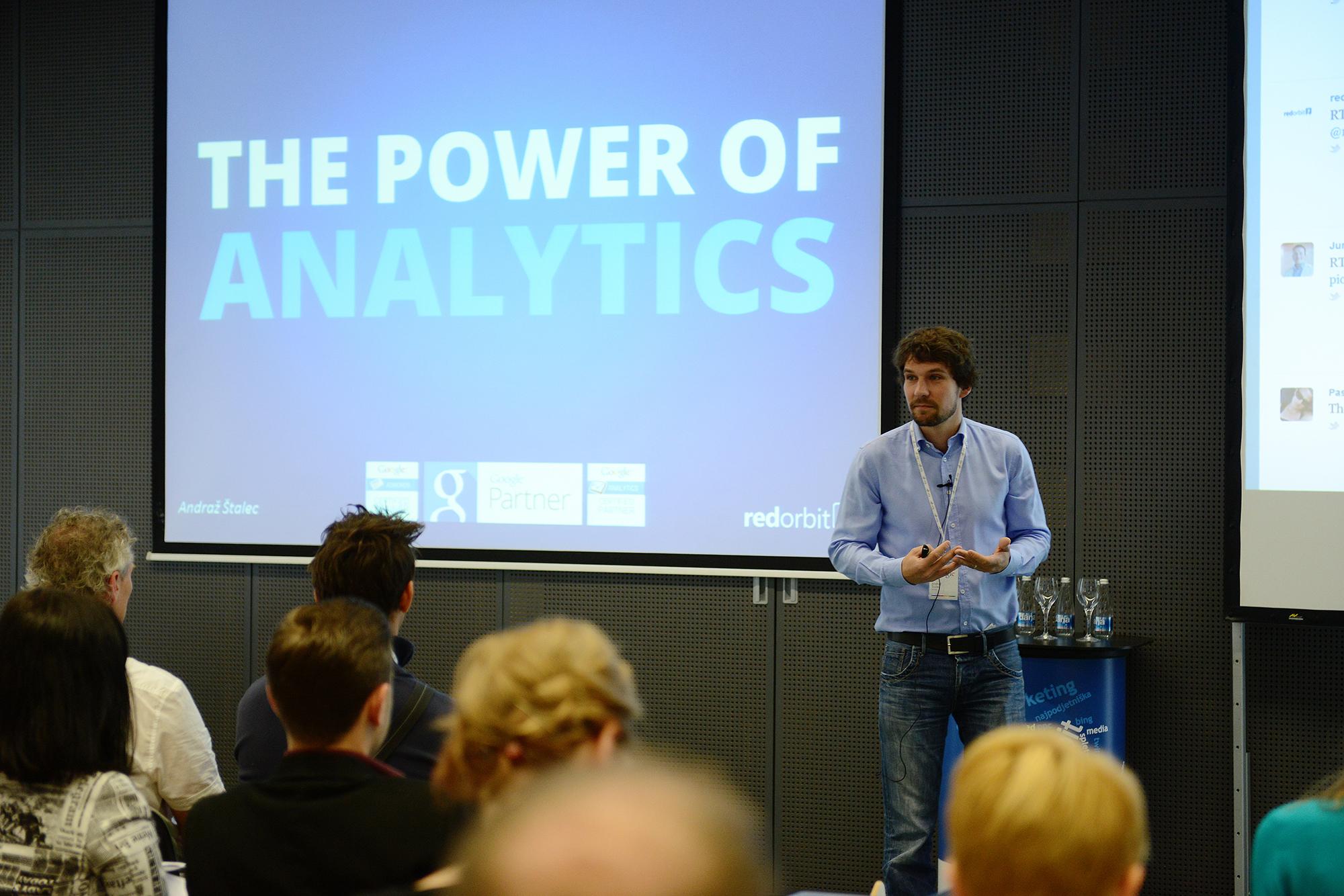 Google Analytics napredni seminar